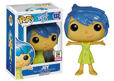 Ultimate Funko Pop Inside Out Figures Gallery and Checklist 3