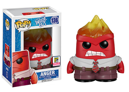Ultimate Funko Pop Inside Out Figures Gallery and Checklist 14