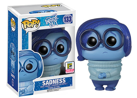 Ultimate Funko Pop Inside Out Figures Gallery and Checklist 6