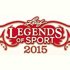 2015 Leaf Legends of Sport Trading Cards
