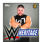 2015 Topps WWE Heritage Wrestling Cards