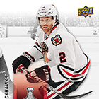 2015 Upper Deck Chicago Blackhawks Stanley Cup Champions Hockey Cards
