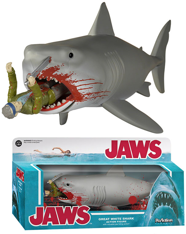 Funko Jaws ReAction Figures 10