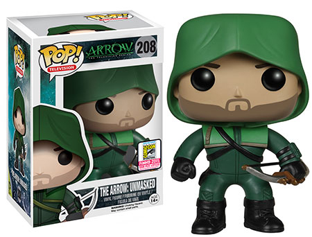 Ultimate Funko Pop Arrow Vinyl Figures Guide and Gallery 5