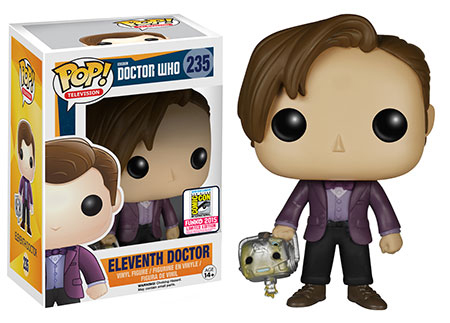 Ultimate Funko Pop Doctor Who Vinyl Figures Gallery and Guide 25
