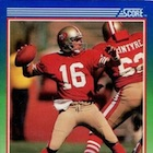 1990 Score Football Cards