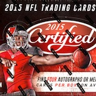 2015 Panini Certified Football Cards