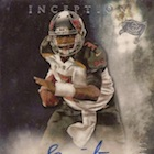 2015 Topps Inception Football Cards