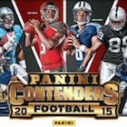 2015 Panini Contenders Football Cards