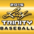 2015 Leaf Trinity Baseball Cards