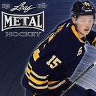 2015-16 Leaf Metal Hockey Cards