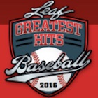 2016 Leaf Greatest Hits Baseball Cards - Checklist Added