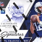2016 Panini Prime Signatures Football Cards - Short Print Info Added