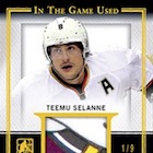 2016 Leaf In The Game Used Hockey Cards - Checklist Added