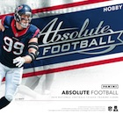 2016 Panini Absolute Football Cards