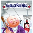 2016 Topps Garbage Pail Kids 4th of July Cards