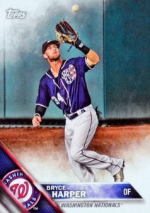 2016 Topps New Era Baseball Base Bryce Harper