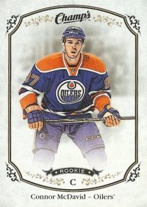 2015-16 Upper Deck Champs Hockey Base Connor McDavid RC #315