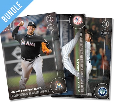 2016 Topps Now Baseball Bundle