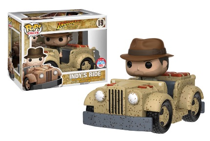 Funko Pop Indiana Jones Figures Checklist and Gallery 22