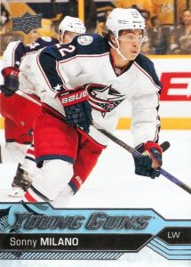 2016-17-upper-deck-young-guns-series-1-hockey-228-sonny-milano