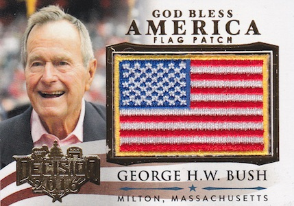 decision-2016-series-2-god-bless-america-flags-george-bush