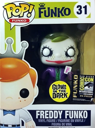 Ultimate Funko Pop Dark Knight Figures Checklist and Gallery 28