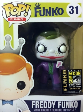 Ultimate Funko Pop Dark Knight Figures Checklist and Gallery 27