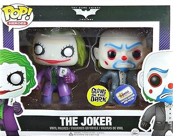 Ultimate Funko Pop Dark Knight Figures Checklist and Gallery 29