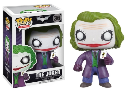 Ultimate Funko Pop Dark Knight Figures Checklist and Gallery 25