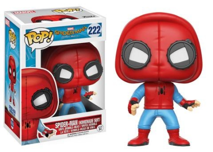 Ultimate Funko Pop Spider-Man Figures Checklist and Gallery 25