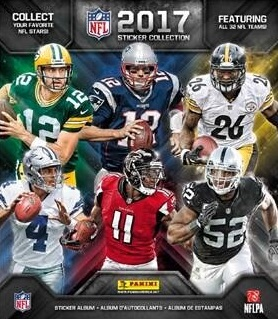 2017 Panini NFL Stickers Collection