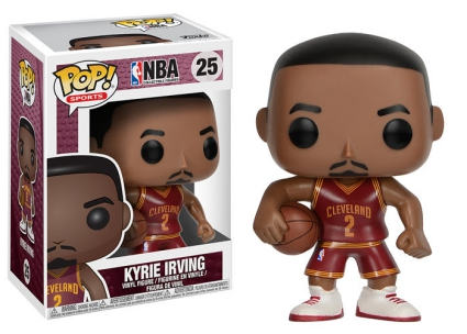 Ultimate Funko Pop NBA Basketball Figures Gallery and Checklist 28