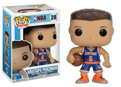 Ultimate Funko Pop NBA Basketball Figures Gallery and Checklist 31