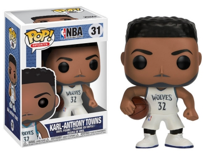 Ultimate Funko Pop NBA Basketball Figures Gallery and Checklist 34