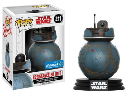 Ultimate Funko Pop Star Wars Figures Checklist and Gallery 266