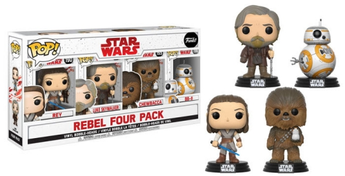 Ultimate Funko Pop Star Wars Figures Checklist and Gallery 423