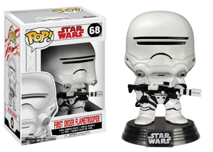 Ultimate Funko Pop Star Wars Figures Checklist and Gallery 86