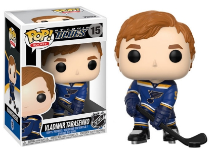 Ultimate Funko Pop NHL Hockey Figures Checklist and Gallery 23