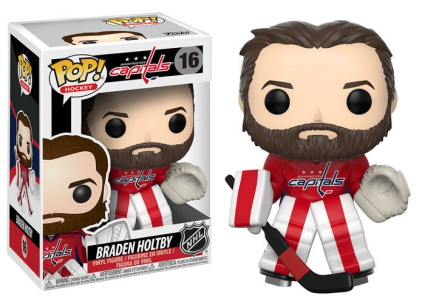 Ultimate Funko Pop NHL Hockey Figures Checklist and Gallery 24