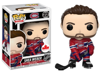 Ultimate Funko Pop NHL Hockey Figures Checklist and Gallery 31