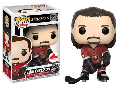 Ultimate Funko Pop NHL Hockey Figures Checklist and Gallery 32