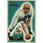 1955 Bowman Football Cards