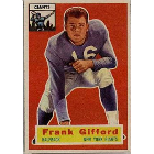 1956 Topps Football Cards