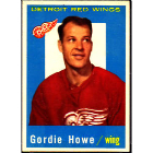 1959-60 Topps Hockey Cards