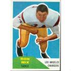 1960 Fleer Football Cards