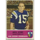1962 Fleer Football Cards