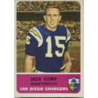 1962 Fleer Football Cards
