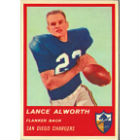 1963 Fleer Football Cards