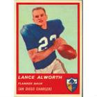 1963 Fleer Football Cards
